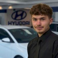 Thomas Pyle at Spradley Barr Motors