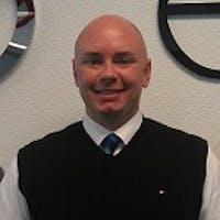 Travis Brown at Spradley Barr Motors