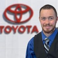 Anthony  Nevarez at Spradley Barr Motors