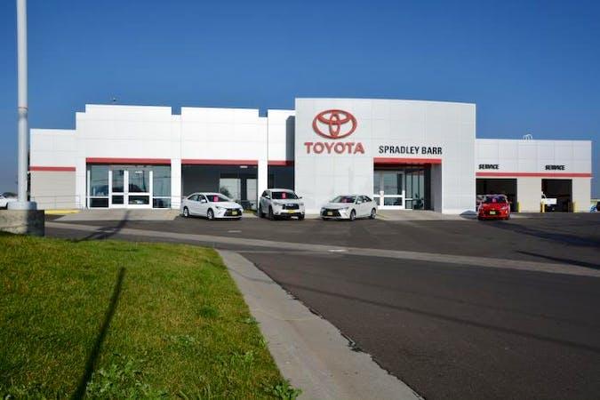Spradley Barr Motors, Cheyenne, WY, 82001