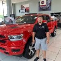 Logan Warnke at McLarty Daniel Chrysler Dodge Jeep Ram Fiat of Springdale