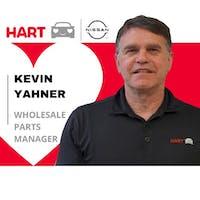 Kevin  Yahner at Leckner Nissan of Springfield - Service Center