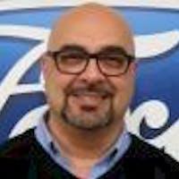 Scott Ferrara at Stamford Ford Lincoln  - Service Center