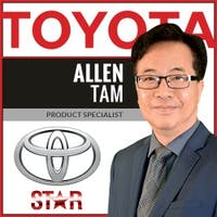 Allen Tam at Star Toyota of Bayside