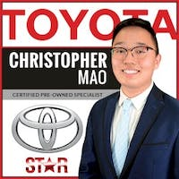 Christopher Mao at Star Toyota of Bayside