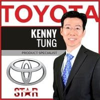 Kenny Tung at Star Toyota of Bayside