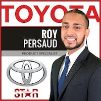 Roy Persaud at Star Toyota of Bayside