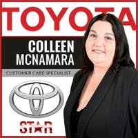 Colleen McNamara at Star Toyota of Bayside