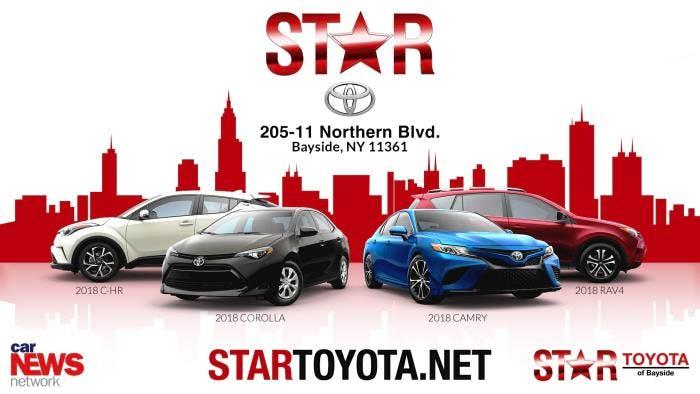 Star Toyota of Bayside, Bayside, NY, 11361