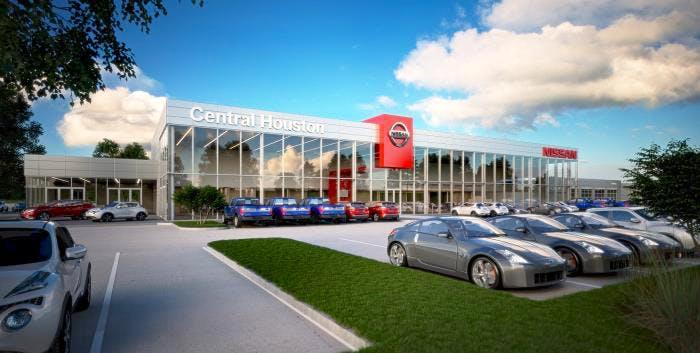 Nissan Dealership Houston Tx >> Central Houston Nissan Nissan Used Car Dealer Service