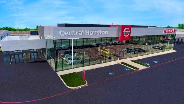 Central Houston Nissan, Houston, TX, 77054