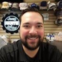 Cody Perkins at Larry H. Miller Chrysler Jeep Tucson
