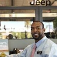 EJ Young at Larry H. Miller Chrysler Jeep Tucson