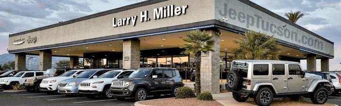 Larry H. Miller Chrysler Jeep Tucson, Tucson, AZ, 85710