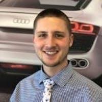 Josiah Liardon at Audi Stevens Creek