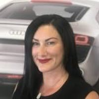 Cassandra Crawford at Audi Stevens Creek