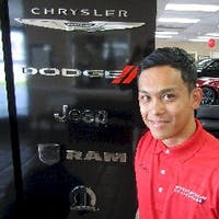 Michael Bayona at Stockton Dodge Chrysler Jeep Ram