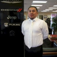 Sonny Jauregui at Stockton Dodge Chrysler Jeep Ram
