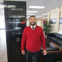 Francisco  Serrano at Stockton Dodge Chrysler Jeep Ram
