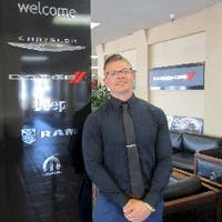 Christopher  Robinson at Stockton Dodge Chrysler Jeep Ram