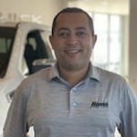 Dean Nebbaki at Dick Norris Buick GMC Palm Harbor