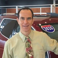 Joe  Chironno at Dick Norris Buick GMC Palm Harbor