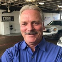 Brent - at Dick Norris Buick GMC Palm Harbor - Service Center
