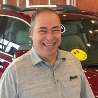 Dominick Coniglione at Dick Norris Buick GMC Palm Harbor