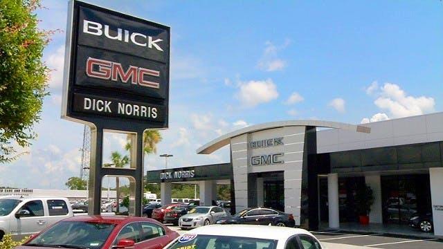Dick Norris Buick GMC Palm Harbor, Palm Harbor, FL, 34684