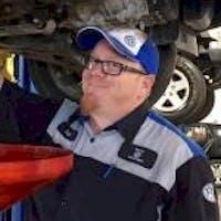 Sam Chapman at Strong Volkswagen