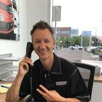 Tony Glavas at Strong Volkswagen