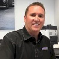 Mark Judson at Strong Volkswagen