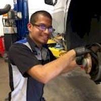 Scott McLaurin at Strong Volkswagen