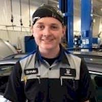 Brevin Hunsaker at Strong Volkswagen