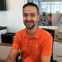 Malik Omerovic at Strong Volkswagen