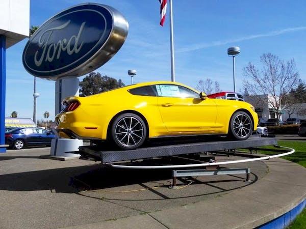 Future Ford of Sacramento, Sacramento, CA, 95841