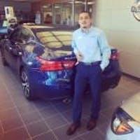 Justin Pantoya at Suburban Imports of Troy