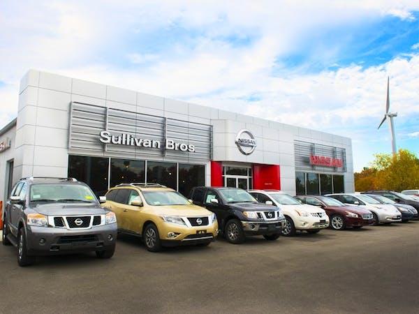 Sullivan Brothers Nissan, Kingston, MA, 02364