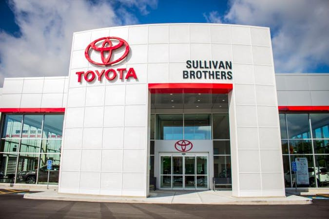 Sullivan Brothers Toyota, Kingston, MA, 02364