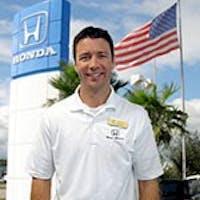 Flynt Johnson at Wilde Honda Sarasota