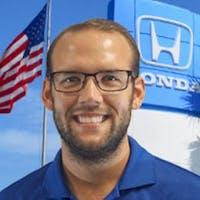 Tyler Daniels at Wilde Honda Sarasota