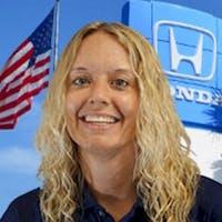 Melissa Kinlaw at Wilde Honda Sarasota