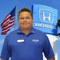 Eduardo Gonzalez at Wilde Honda Sarasota