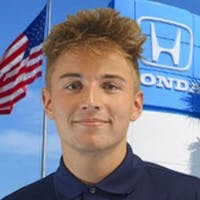 Andrew Gallegos at Wilde Honda Sarasota