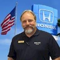 Bob Gregory at Wilde Honda Sarasota