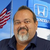 Eddie Rivera at Wilde Honda Sarasota