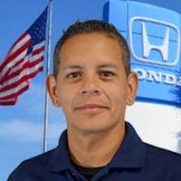 Armando Perez at Wilde Honda Sarasota