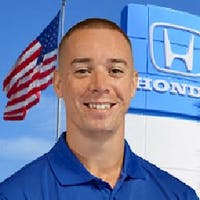 John Sizemore at Wilde Honda Sarasota