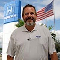 Stephen Morris at Wilde Honda Sarasota