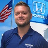 Chad Mosbaugh at Wilde Honda Sarasota